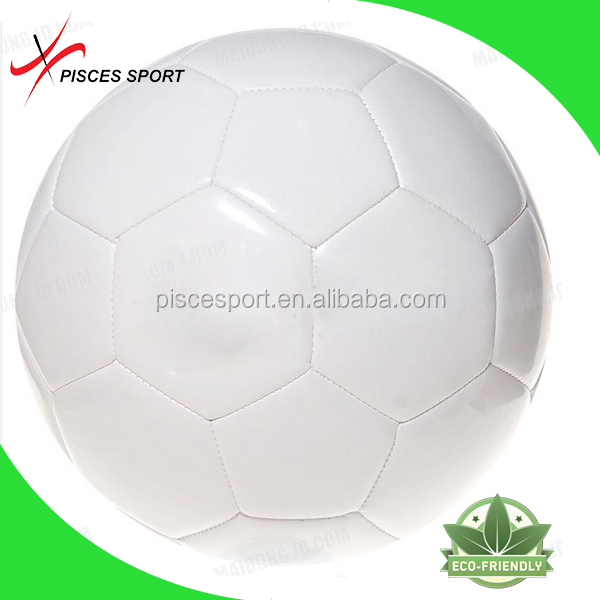 Pisces custom print machine stitched soccer ball