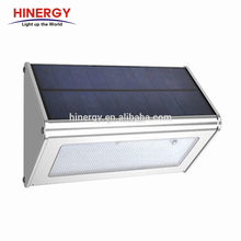 High Quality Solar Motion Sensor Security Light Wall Light For Home Garden