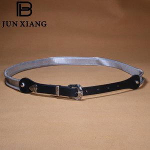 High Quality Belt Metal Chain Female PU Belt