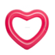 Inflatable Heart Shape Pool Float Summer Swimming Toys for Adults Water Tube Pool Raft Giant Ring