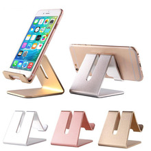 smartf-Z1 Universal Premium Metal Aluminum Tablet Holder Desk Mobile Phone Stand for Smartphone Tablets
