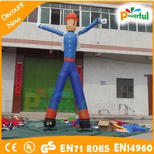 best selling inflatable 2 legs inflatable cheap air dancer