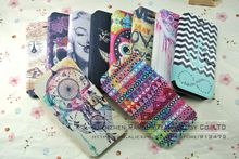 10 Patterns Luxury PU Leather Stand Cases for iPhone 5 5S, Flip Wallet Card Holder Phone Cases with Magnet Flap Closure