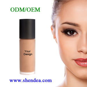 ODM/OEM private label best top sell high quality sunscreen beauty cosmetics perfect skin whitening makeup forever foundation