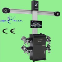 Popular Road Buck 2.0 Software G301 Wheel Alignment Machine for Sale
