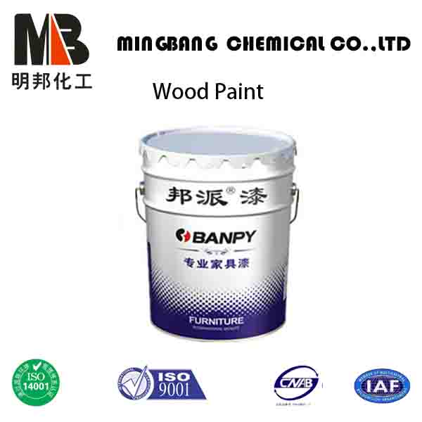 Clear acrylic wood lacquer