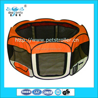 portable Fabric Dogs Play Pen Pet Playpen house with 8 Panels