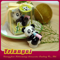 Manufacturer Cute Panda Candle For Birthday Party