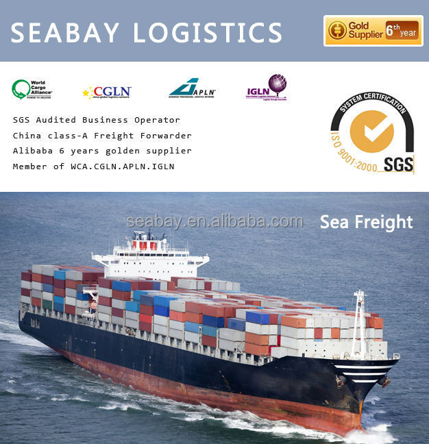 Reliable international guangzhou freight forwarding agent