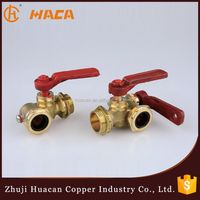 High quality Boiler Iron-Handle Cock made in China