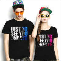 2016 Latest America USA size couple lover t shirt with high quality