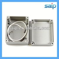 Hot sale waterproof aluminum box motorcycle aluminum box