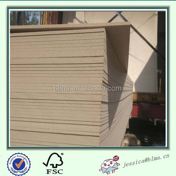high quality 4*8 ft e1 e2 raw mdf