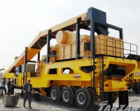 Various types small portable rocks crushers for mining ores