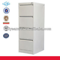 popular grey KD storage cabinet 4 drawers