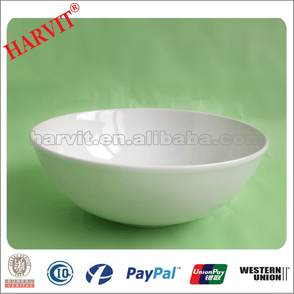 new products 2016 home and garden porcelain bowl/soup bowl/fish bowl/ceramic bowl