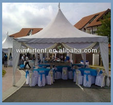 Outdoor Leisure 4m x 4m High Peak Tent Pagoda Tent For Sale
