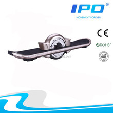 2016 hot sale one wheel balance electric hollow scooter