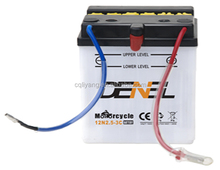 12V 2.5AH Motorcycle Dry Charged With Acid Starter Battery