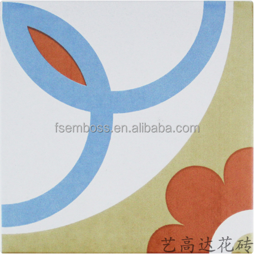 200*200mm decorative wall tile non slip floor tile