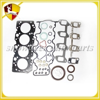 High Quality Auto Car Replacement Parts Engine Overhaul Gasket Sets Fit For Toyota Corona Engine 2C / 3CT Diesel Engine Parts
