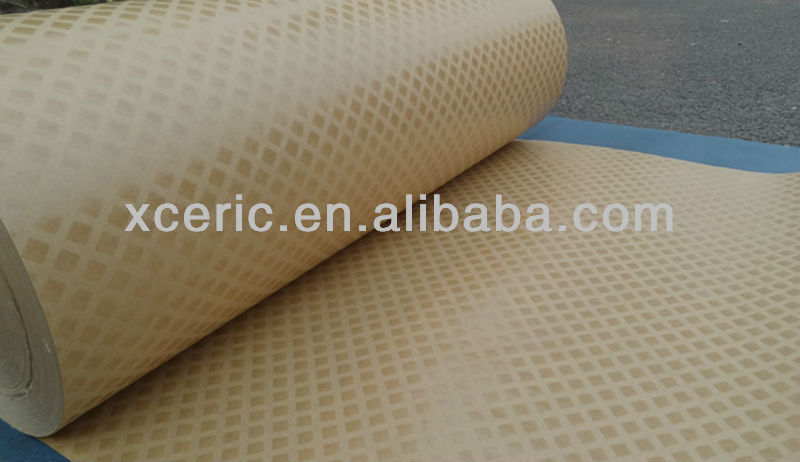 Coated insulation Diamond pattern Paper for transformer
