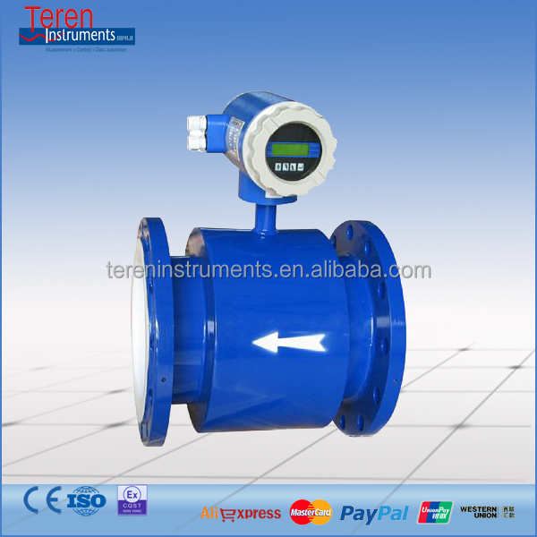 Price magnetic flow meter pulse output meter electric diesel meter