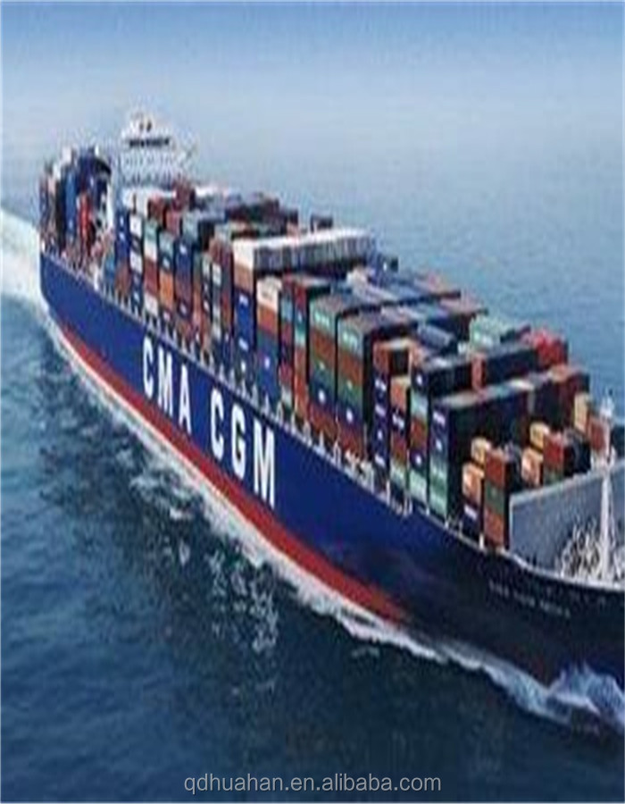 Ocean freight logistics from Shenzhen Guangzhou Shanghai Dalian Qingdao Ningbo to England Italy Russia Belgium Germany and so on