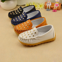new style cheap kids shoes soft leather Boy Baby Infant Casual Party Shoes