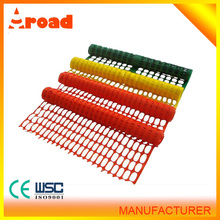 factory directly sale Plastic safety mesh fence