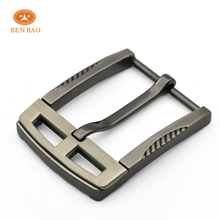 custom belt buckles manufacturers wholesale 35mm alloy single-prong pin buckles
