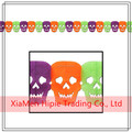 Wholesale halloween skull paper garland for halloween deocration
