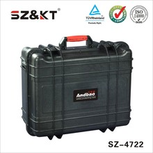 Waterproof hard plastic carrying cases for hunting
