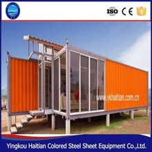 Western Standard Prefabricated house for Students Accommodation