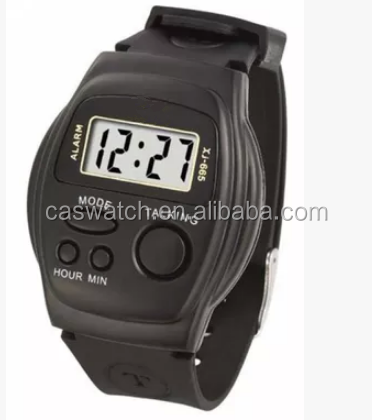 New arrived English Talking watch for kid or old people speaking smart watch with alarm