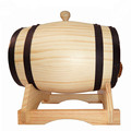 high quality antique handmade oak barrels 30 liter