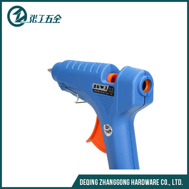 China supply professional 60W hot melt spray glue gun