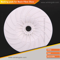 4'' Heat Dissipation Polishing Back-Up Pads