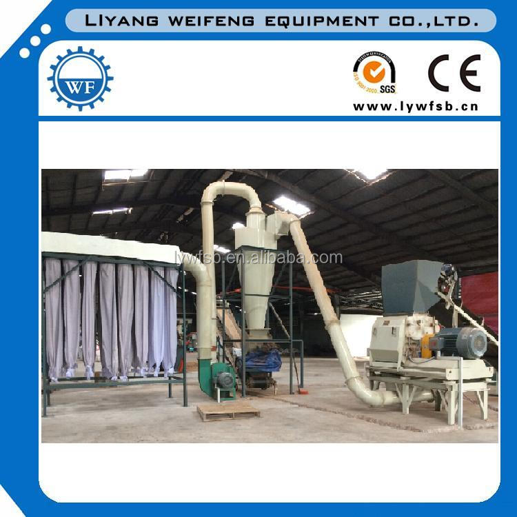 wood pellet machinery, high quality wood pellet making machine