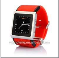 The latest and fashionable touch screen watch mobile phone