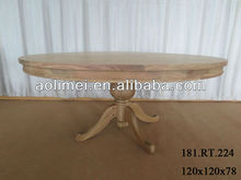 french style round dining tables