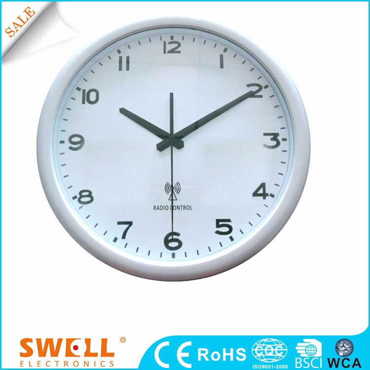 Iso Wall Clock For Promotion Factory