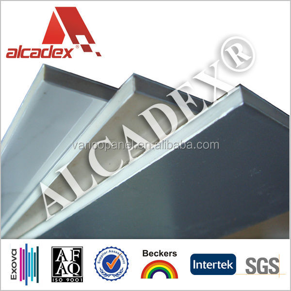 fireproof/fire-rated aluminum composite panel