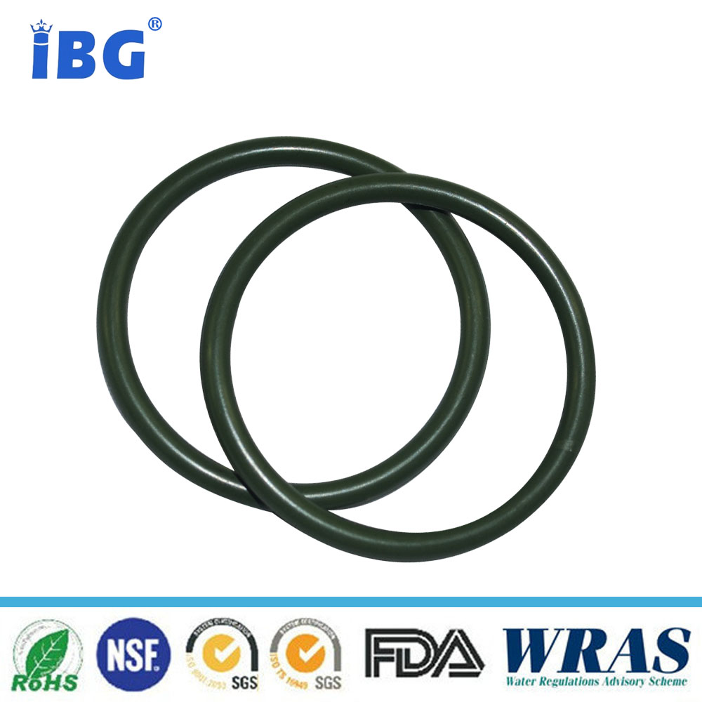 Abrasion Resistance EPDM Cleaning brush wiper elastic rubber cord