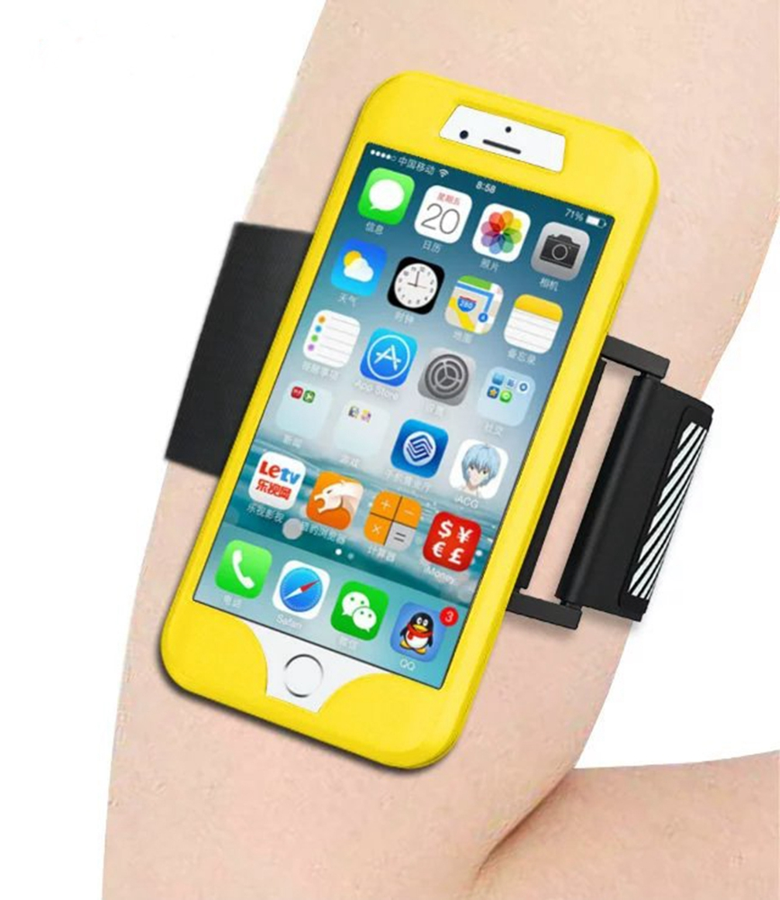 Mobile Phone Running Bracelet Armband Sport Reflective Case for iPhone 5 5S