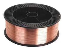 Customized plastic welding wire spool for machine