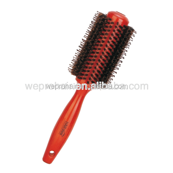 manufacturing round boar hair brush