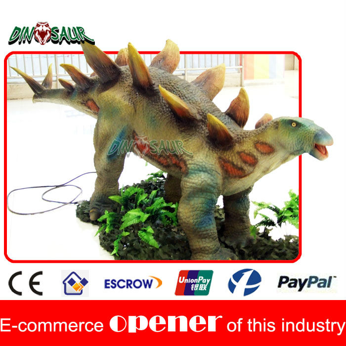 Animatronic simulation resin dragon