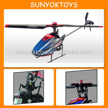 2014 New Design For Beginners, 2.4G 4CH 6-Axis flybarless Hobby Grade RC Helicopters