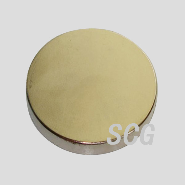 High Quality Permanent Neodymium Magnet Disc
